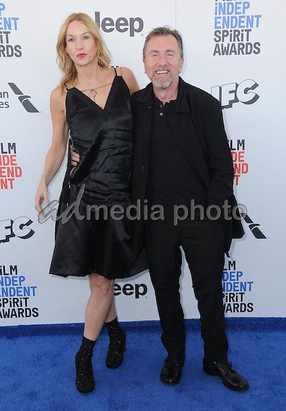 25 February 2017 - Santa Monica, California - Tim Roth. 2017 Film Independent Spirit Awards held held at the Santa Monica Pier. Photo Credit: Birdie Thompson/AdMedia