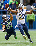 2017 NFL Seattle Seahawks vs. Los Angeles Rams