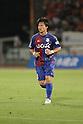 Yutaka Yoshida (Ventforet), JULY 9th, 2011 - Football : 2011 J.League Division 1 match between Ventforet Kofu 1-2 Shimizu S-Pulse at Yamanashi Chuo Bank Stadium in Yamanashi, Japan. (Photo by Kenzaburo Matsuoka/AFLO).
