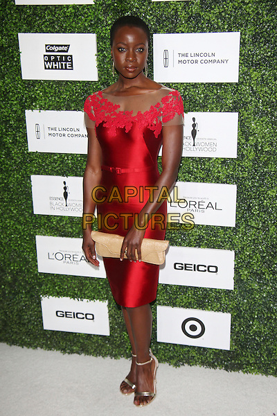 BEVERLY HILLS, CA - FEBRUARY 27:  Danai Gurira attends the 7th annual ESSENCE Black Women In Hollywood luncheon at Beverly Hills Hotel on February 27, 2014 in Beverly Hills, California, USA.<br /> CAP/MPI/mpi99<br /> &copy;mpi99/MediaPunch/Capital Pictures