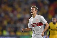 FUSSBALL   INTERNATIONAL   UEFA EUROPA LEAGUE   SAISON 2013/2014    Qualifikation VfB Stuttgart - Botev Plovdiv    08.08.2013 Daniel Schwaab (VfB Stuttgart)