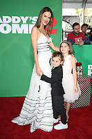 WESTWOOD, CA - NOVEMBER 5: Alessandra Ambrosio, Noah Mazur and Anja Mazur at the premiere of Daddy's Home 2 at the Regency Village Theater in Westwood, California on November 5, 2017. <br /> CAP/MPI/FS<br /> &copy;FS/MPI/Capital Pictures