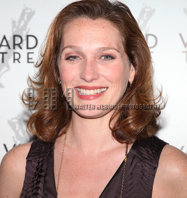 Kate Jennings Grant.attending the Opening Night Performance Reception for Nicky Silver's 'The Lyons' at the Vineyard Theatre in New York City.