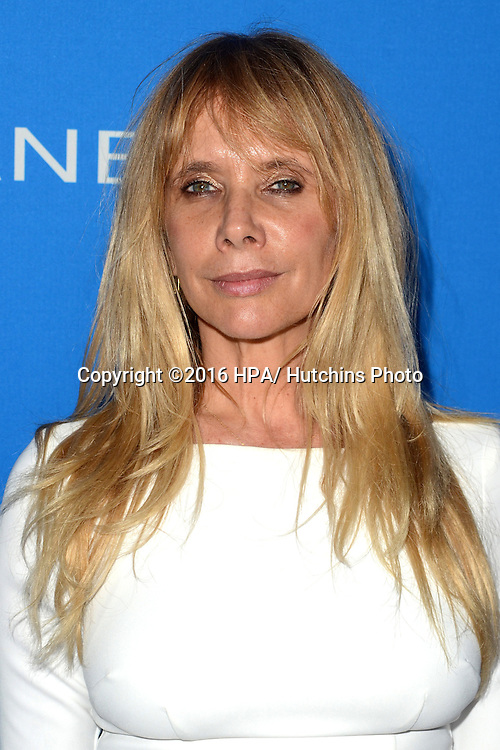 LOS ANGELES - JUL 19:  Rosanna Arquette at the Oceana Presents Sting Under The Stars at the Private Home on July 19, 2016 in Los Angeles, CA