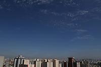 SAO PAULO, SP, 24 DE JUNHO 2012 - CLIMA TEMPO CAPITAL PAULISTA - Vista do bairro da Mooca na regiao leste da capital paulista, com poucas nuvens neste domingo, 24. (FOTO: LUIZ GUARNIERI / BRAZIL PHOTO PRESS).