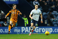 Billy Bodin of Preston North End controls the ball during Preston North End vs Hull City, Sky Bet EFL Championship Football at Deepdale on 3rd February 2018