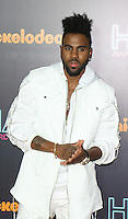 NEW YORK, NY November 11:Jason Derulo at Nickelodeon HALO Awards 2016 at Pier 36 in New York City.November 11, 2016. Credit:RW/MediaPunch