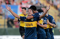 Libertadores 2015 Palestino vs Boca Junior