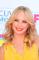 UNIVERSAL CITY, CA - JULY 22: Candice Accola at the 2012 Teen Choice Awards at Gibson Amphitheatre on July 22, 2012 in Universal City, California. &copy; mpi28/MediaPunch Inc. /NortePhoto.com*<br />