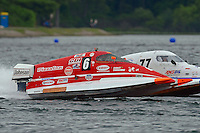 Mark Schmerbach, (#6) and Dan Trosen, Jr., (#77) (SST-45 class)