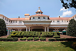 June 24, 2010. Pinehurst, North Carolina.. The front entrance of the Pinehurst Golf Resort.