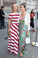 Mariella Frostrup &amp; Penny Smith at the Victoria and Albert Summer Party held at the Victoria and Albert Museum in London, UK. <br /> 21 June  2017<br /> Picture: Steve Vas/Featureflash/SilverHub 0208 004 5359 sales@silverhubmedia.com