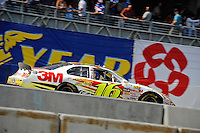 04/20/08 Mexico City .Rookie polesitter Colin Braun had a tough day, finishing 3 laps down in 33rd.
