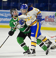 2014.10.03 UBC Women's Hockey vs. Saskatchewan