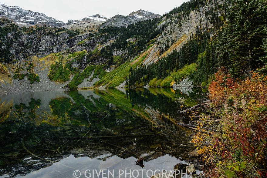 Rainey Lake, North Cascades, Washington