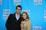 "Paul Downs Colaizzo at Broadway's ""Vanya and Sonia and Masha and Spike"" which had its opening night on March 14, 2013 at the Golden Theatre, New York City, New York.  (Photo by Sue Coflin/Max Photos)"
