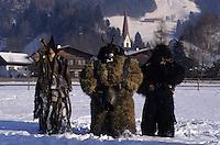 Europe/Autriche/Tyrol/Brixelegg: Les pektchen (sorcier)