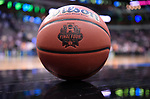 DALLAS, TX - APRIL 2:  Game ball during the 2017 Women's Final Four at American Airlines Center on April 2, 2017 in Dallas, Texas.  (Photo by Ben Solomon/NCAA Photos via Getty Images)