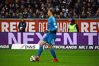 Torwart Manuel Neuer (FC Bayern Muenchen) - 22.12.2018: Eintracht Frankfurt vs. FC Bayern München, Commerzbank Arena, DISCLAIMER: DFL regulations prohibit any use of photographs as image sequences and/or quasi-video.