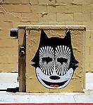 Hollywood Street Art - July 2011