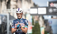 Dimitri Claeys (BEL/Wanty - Groupe Gobert) wins the 50th GP Jef Scherens - Leuven 2016