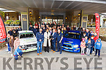 Launch of the Circuit Of Kerry Rally in the Rose Hotel on Saturday.