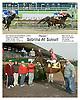 Sebring at Sunset winning at Delaware Park on 10/30/10