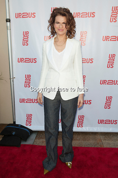 NEW YORK, NY - JUNE 4: Sandra Bernhard attends the Up2Us Inaugural Gala at the Tribeca Rooftop on June 4, 2013 in New York City.<br />
