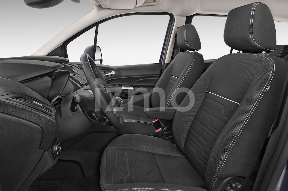 Front seat view of a 2015 Ford Grand Tourneo Connect Titanium 5 Door Minimpv Front Seat car photos