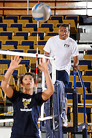 FIU Volleyball Practice (10/17/09)