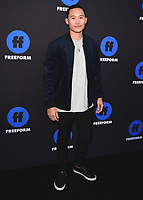 HOLLYWOOD, CA - JANUARY 18:  Curtis Lum at the Freeform Summit at NeueHouse on January 18, 2018 in Hollywood, California. (Photo by Scott Kirkland/PictureGroup)