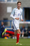 Sam Field of England and West Bromwich Albion during the U19's International match at the New Buck?s Head Stadium, Telford. Picture date: 1st September 2016. Picture Malcolm Couzens/Sportimage