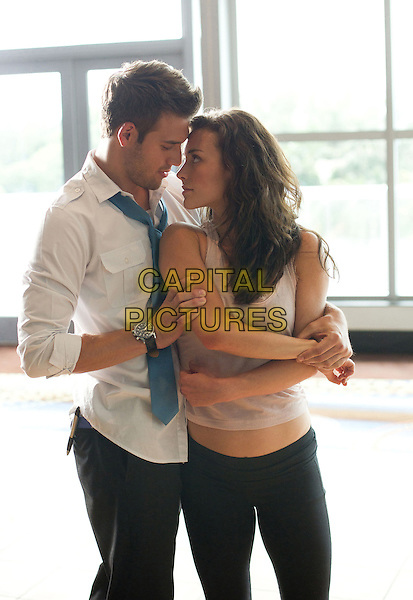 RYAN GUZMAN and KATHRYN McCORMICK.in Step up 4: Miami Heat (Step Up Revolution) .*Filmstill - Editorial Use Only*.CAP/FB.Supplied by Capital Pictures.