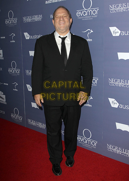 Harvey Weinstein.Australians in Film 8th Annual Breakthrough Awards held at The Hotel Intercontinental in Century City, California, USA..June 27th, 2012.full length black suit tie white shirt.CAP/ADM/KB.©Kevan Brooks/AdMedia/Capital Pictures.