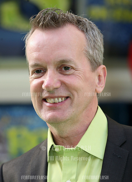 Frank Skinner attending the Shrek The Musical Press Night, at the The Theatre Royal, London. 14/06/2011  Picture by: Alexandra Glen / Featureflash