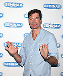 Jerry O'Connell.attending the 'SEMINAR' Come Meet The New Broadway Cast at the Roundabout Reharsal Studios in New York on 3/28/2012