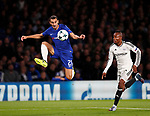 Chelsea's Davide Zappacosta in action during the champions league match at Stamford Bridge Stadium, London. Picture date 12th September 2017. Picture credit should read: David Klein/Sportimage