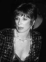 Shirley McLaine 1985<br /> Photo By John Barrett/PHOTOlink.net