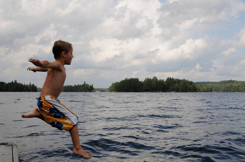 Canoe Lake, Algonquin Park, Ontario, Canada