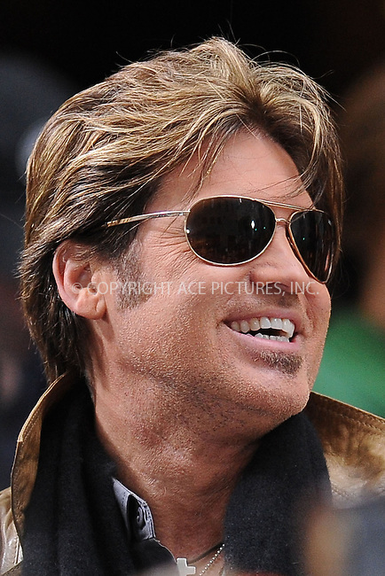WWW.ACEPIXS.COM . . . . . ....October 23 2009, New York City....Billy Ray Cyrus on NBC's 'Today' show at the Rockefeller Plaza on October 23 2009 in New York City....Please byline: KRISTIN CALLAHAN - ACEPIXS.COM.. . . . . . ..Ace Pictures, Inc:  ..(212) 243-8787 or (646) 679 0430..e-mail: picturedesk@acepixs.com..web: http://www.acepixs.com