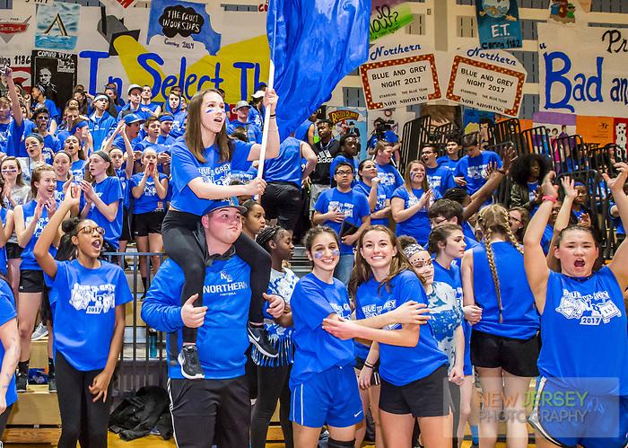 2017 Blue and Grey Night, Northern Burlington Regional High School