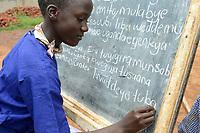 UGANDA, Kampala, school in Katikamu, Emmaus Centre