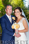 Emma O'Brien, Abbeydorney, and Mark McKenna, Abbeydorney, were married at St. Michael Church Lixnaw by Fr. Brick on Friday 21st April 2017 with a reception at the Rose Hotel