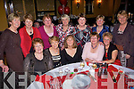 Staff of Listowel Laundry for the Elderly pose for the camera at their christmas party at the Listowel Arms Hotel on Saturday night.  Front l-r Moreen Egan, Norita Keane, Bridie O'Rourke, Mary Comerford, Julie  Betty Beasley, Mary Walsh, Helen Moylan, Joan Kenny, Mary hanlon, Helen kenney and kay Hanley..   Copyright Kerry's Eye 2008