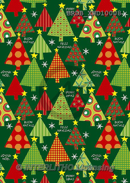 Daniela, CHRISTMAS SANTA, SNOWMAN, WEIHNACHTSMÄNNER, SCHNEEMÄNNER, PAPÁ NOEL, MUÑECOS DE NIEVE, giftwrap, paintings+++++,BRDBXWD10008,#X#