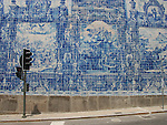 tiles tableau in Porto portugal