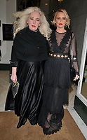 Debbie Douglas and Lydia Bright at the Wellness Awards 2018, BAFTA, Piccadilly, London, England, UK, on Thursday 01 February 2018.<br /> CAP/CAN<br /> &copy;CAN/Capital Pictures