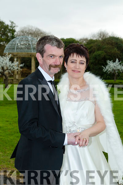 Anne Relihan and  Liam Ahern were married at a  Civil Ceremony in Ballyseede Castle Hotel by Mary T. O'Shea on Friday 10th March 2017 with a reception after