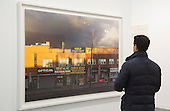 London, England. 14 October 2014. Pawn Shop, Ozone Park, New York, 2013, by Paul Graham. Frieze Art Fair 2014 opens in Regent's Park, London. Photo: Bettina Strenske