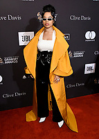 09 February 2019 - Beverly Hills, California - Ella Mai. The Recording Academy And Clive Davis' 2019 Pre-GRAMMY Gala held at the Beverly Hilton Hotel.  <br /> CAP/ADM/BT<br /> &copy;BT/ADM/Capital Pictures